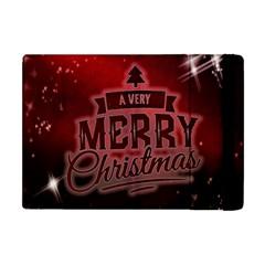 Christmas Contemplative Apple iPad Mini Flip Case
