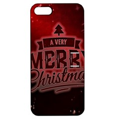 Christmas Contemplative Apple iPhone 5 Hardshell Case with Stand