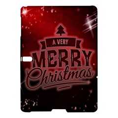 Christmas Contemplative Samsung Galaxy Tab S (10.5 ) Hardshell Case