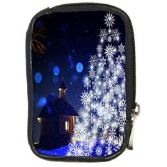 Christmas Card Christmas Atmosphere Compact Camera Cases