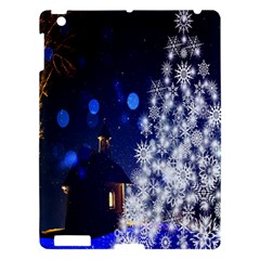 Christmas Card Christmas Atmosphere Apple iPad 3/4 Hardshell Case