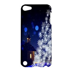 Christmas Card Christmas Atmosphere Apple Ipod Touch 5 Hardshell Case