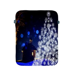 Christmas Card Christmas Atmosphere Apple iPad 2/3/4 Protective Soft Cases