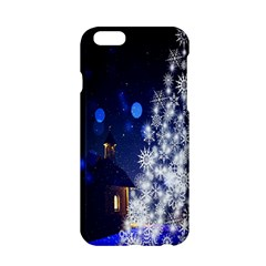 Christmas Card Christmas Atmosphere Apple Iphone 6/6s Hardshell Case