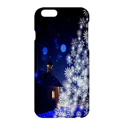Christmas Card Christmas Atmosphere Apple iPhone 6 Plus/6S Plus Hardshell Case