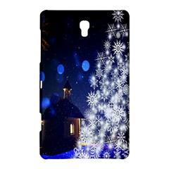 Christmas Card Christmas Atmosphere Samsung Galaxy Tab S (8.4 ) Hardshell Case