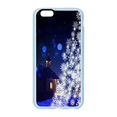Christmas Card Christmas Atmosphere Apple Seamless iPhone 6/6S Case (Color)
