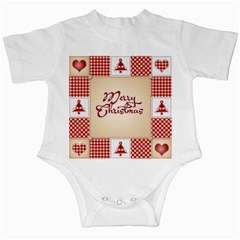 Christmas xmas Patterns Pattern Infant Creepers