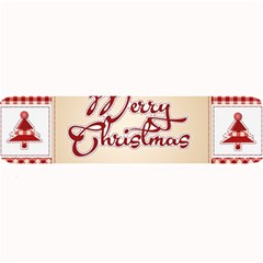 Christmas xmas Patterns Pattern Large Bar Mats