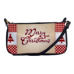 Christmas xmas Patterns Pattern Shoulder Clutch Bags