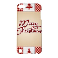Christmas Xmas Patterns Pattern Apple Ipod Touch 5 Hardshell Case
