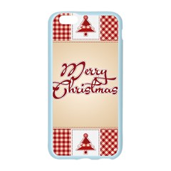 Christmas xmas Patterns Pattern Apple Seamless iPhone 6/6S Case (Color)