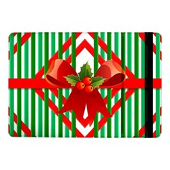 Christmas Gift Wrap Decoration Red Samsung Galaxy Tab Pro 10 1  Flip Case