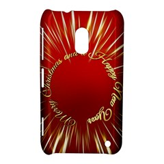 Christmas Greeting Card Star Nokia Lumia 620