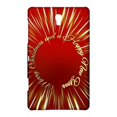 Christmas Greeting Card Star Samsung Galaxy Tab S (8.4 ) Hardshell Case