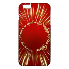 Christmas Greeting Card Star Iphone 6 Plus/6s Plus Tpu Case