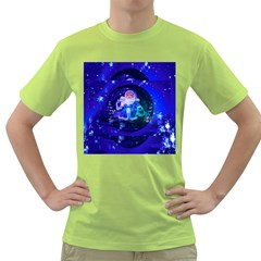 Christmas Nicholas Ball Green T-Shirt
