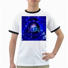 Christmas Nicholas Ball Ringer T Shirts
