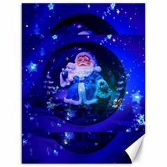 Christmas Nicholas Ball Canvas 12  x 16
