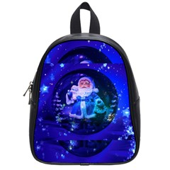 Christmas Nicholas Ball School Bags (Small)