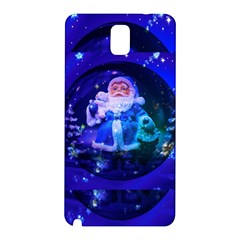 Christmas Nicholas Ball Samsung Galaxy Note 3 N9005 Hardshell Back Case