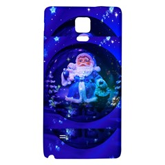 Christmas Nicholas Ball Galaxy Note 4 Back Case