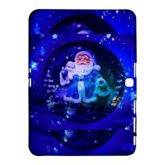 Christmas Nicholas Ball Samsung Galaxy Tab 4 (10 1 ) Hardshell Case