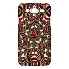 Christmas Kaleidoscope Samsung Galaxy Mega 5 8 I9152 Hardshell Case