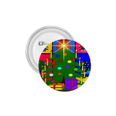 Christmas Ornaments Advent Ball 1.75  Buttons