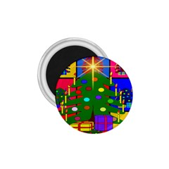 Christmas Ornaments Advent Ball 1.75  Magnets