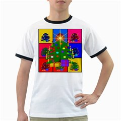 Christmas Ornaments Advent Ball Ringer T-Shirts