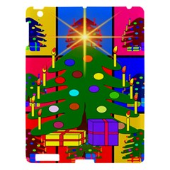 Christmas Ornaments Advent Ball Apple iPad 3/4 Hardshell Case
