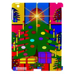 Christmas Ornaments Advent Ball Apple iPad 3/4 Hardshell Case (Compatible with Smart Cover)