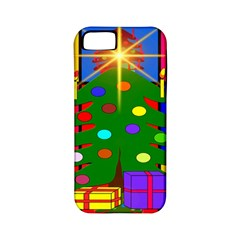 Christmas Ornaments Advent Ball Apple iPhone 5 Classic Hardshell Case (PC+Silicone)