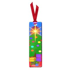Christmas Ornaments Advent Ball Small Book Marks