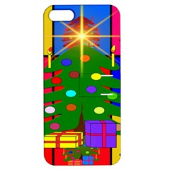 Christmas Ornaments Advent Ball Apple Iphone 5 Hardshell Case With Stand