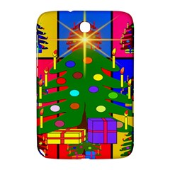 Christmas Ornaments Advent Ball Samsung Galaxy Note 8 0 N5100 Hardshell Case
