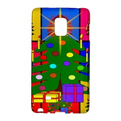 Christmas Ornaments Advent Ball Galaxy Note Edge