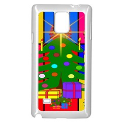 Christmas Ornaments Advent Ball Samsung Galaxy Note 4 Case (white)