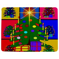 Christmas Ornaments Advent Ball Jigsaw Puzzle Photo Stand (Rectangular)