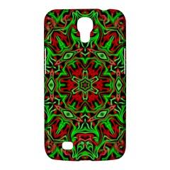 Christmas Kaleidoscope Pattern Samsung Galaxy Mega 6 3  I9200 Hardshell Case