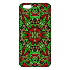 Christmas Kaleidoscope Pattern Iphone 6 Plus/6s Plus Tpu Case