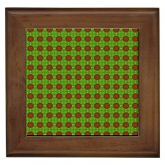 Christmas Paper Wrapping Patterns Framed Tiles
