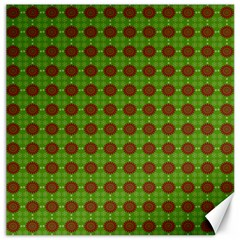 Christmas Paper Wrapping Patterns Canvas 12  x 12