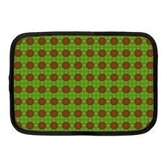Christmas Paper Wrapping Patterns Netbook Case (Medium)