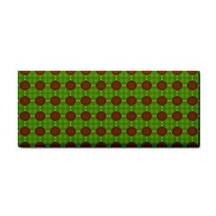Christmas Paper Wrapping Patterns Cosmetic Storage Cases