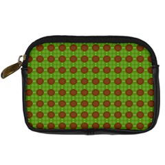 Christmas Paper Wrapping Patterns Digital Camera Cases