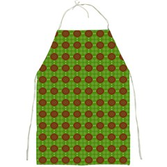 Christmas Paper Wrapping Patterns Full Print Aprons