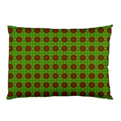 Christmas Paper Wrapping Patterns Pillow Case (Two Sides)