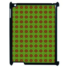 Christmas Paper Wrapping Patterns Apple iPad 2 Case (Black)